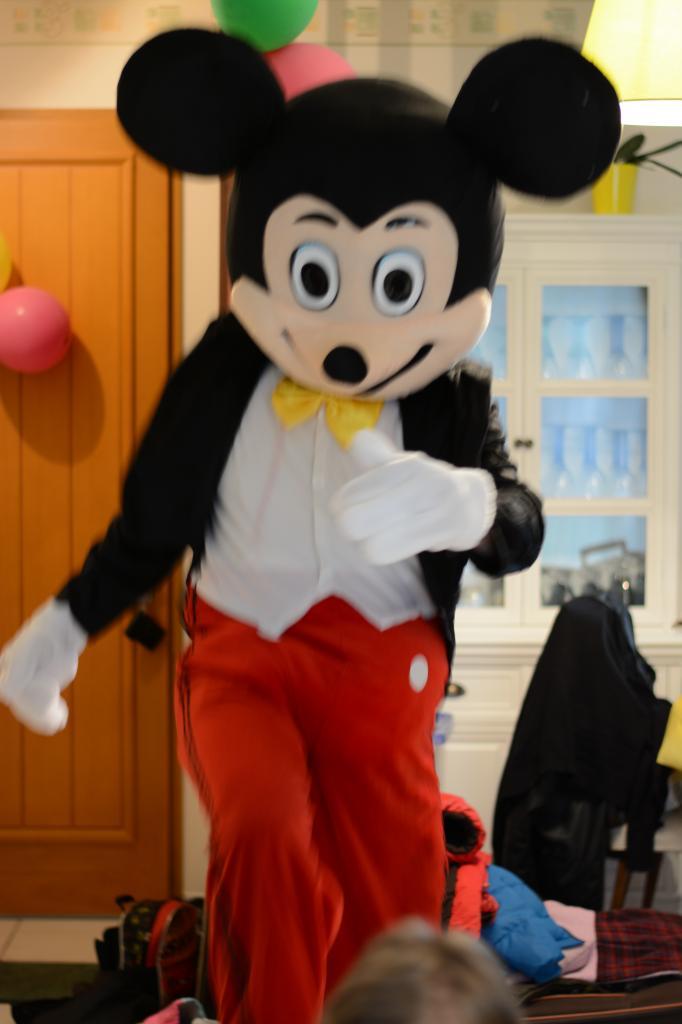 Bienvenu Mickey