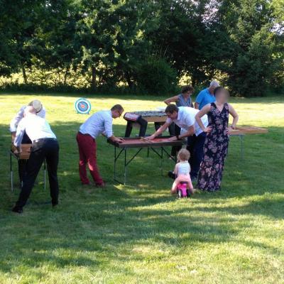 Mariage à Monterfil